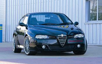 Alfa Romeo Autodelta 156 View