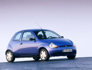 Ford Introduced The Individually Styled Existing Ka Model During  It Is Built At The Firms Factory In Valencia Spain