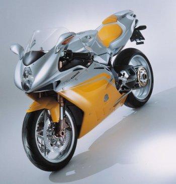 MV Agusta Future Motorbike