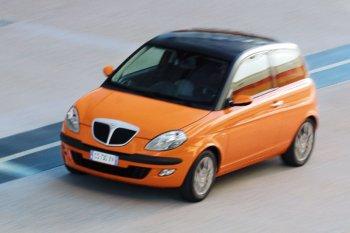 2005 Lancia Ypsilon MomoDesign