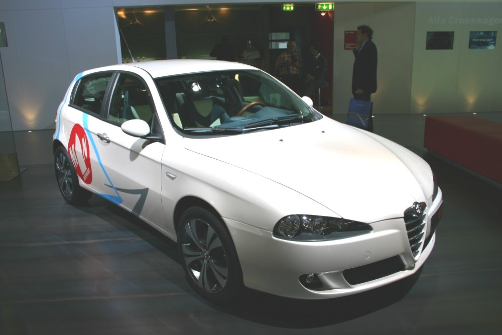 2010 Alfa Romeo 147 Murphy and Nye photo - 2