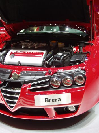 Alfa Romeo Brera on Alfa Romeo Engine