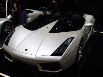 Lamborghini Concept S Overview