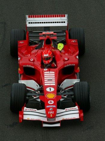 2005 Ferrari F2005. Ferrari F2005 - 2005 French