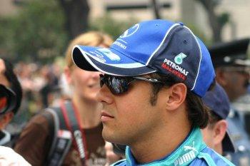 Felipe Massa Sauber