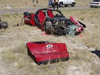 Ferrari Enzo Crash 6