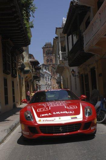 Italiaspeed Com Ferrari Panamerican 20 000
