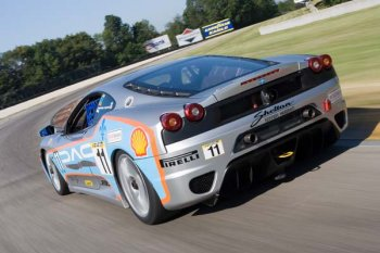 Auto Racing  Rules  Yellow Flag on Preparation Rules In The Ferrari Challenge Are Very Specific  And The