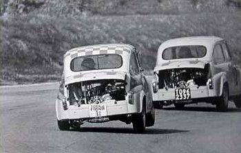 Fiat 850 Race Car