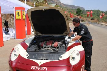 Ferrari Oil Change >> Italiaspeed Com