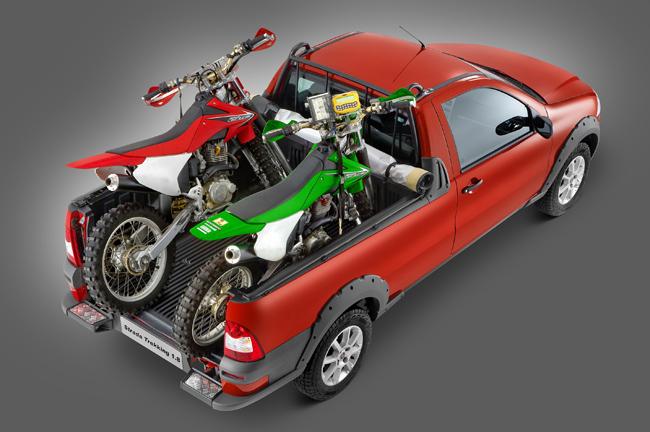 Vwvortex Com Fiat Strada Pickup Unveiled
