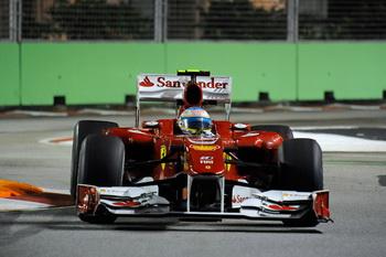 "MARCAR: ""12º Victoria de Mathias Huelmo en el GP de Singapur con doblete de Ferrari incluido"" Ferrari_f10_singapore_2"