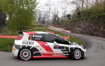 Fiat punto s2000-guzek-Rally Orlen 2007