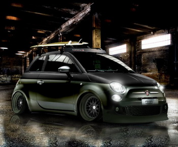 Top 15 Fiat 500 Accessories Usa. Fiat 500 Roof Rack