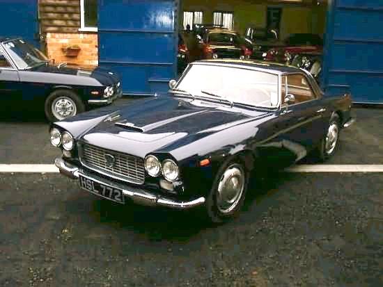 1963 Lancia Flaminia Coupé Touring