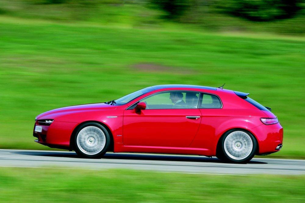 italiaspeed.com: Alfa Romeo Brera