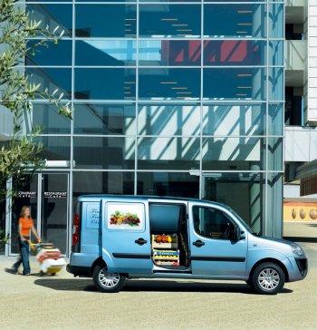 Santanoriess Fiat Doblo Cargo