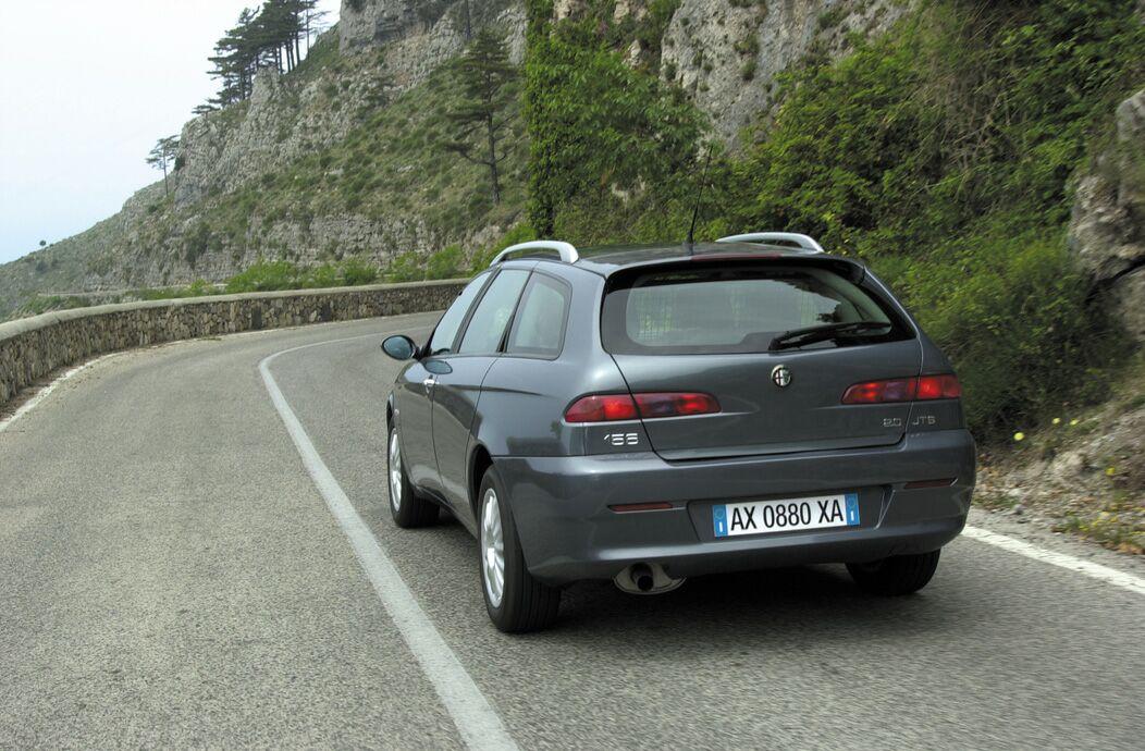 new 2003 Alfa Romeo 156 Sportwagon 2.0 JTS
