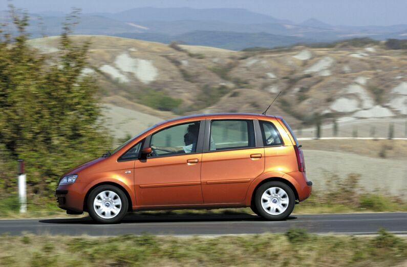 2003 Fiat Idea 1.9 Multijet Dynamic PICS