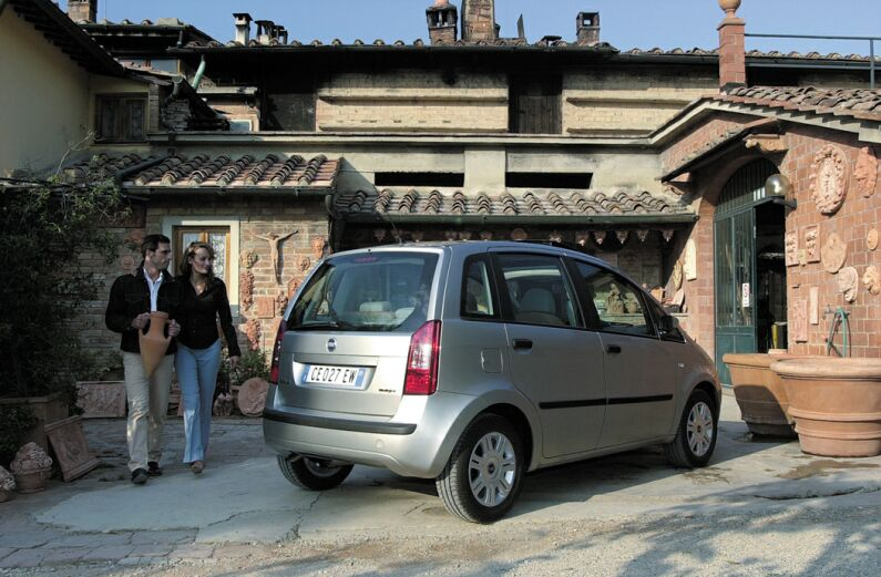 2003 Fiat Idea 1.9 Multijet Dynamic