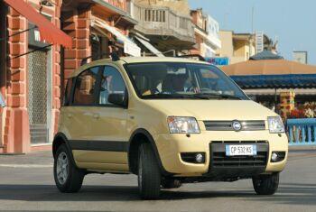 italiaspeed com: Fiat Panda 4x4