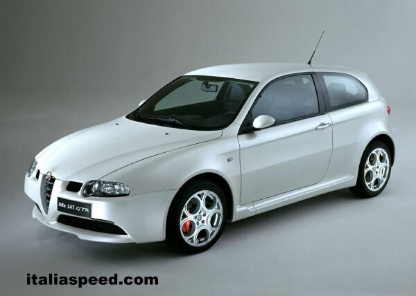 Alfa Romeo 147 GTA, click here to view this image in high resolution