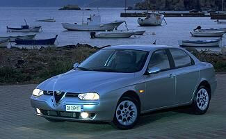 the new Alfa Romeo 156