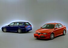 click here to view this Alfa Romeo 156 GTA image in high resolution