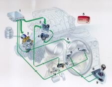 click here to view this Alfa Romeo 156 Selespeed transmission image in high resolution
