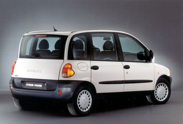The Ugly Car Blog: The Fiat Multipla..., dedicated to the ugly cars