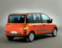 click here for full detail of the new 2002 Fiat Multipla including eco-friendly versions and to view a high resolution image gallery