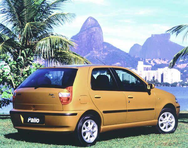 Фотографии автомобилей Fiat Palio…