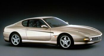 the Ferrari 456GT will be replaced with an all new model in 2004