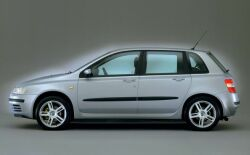 the Fiat Stilo is one of the models available as part of the Turin car sharing scheme, click here for more details