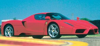 The Ferrari Enzo will form the basis of Maserati's new 6000GT sportscar