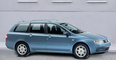 Artists impression of howa future Fiat Stilo stationwagon might look, based on Stilo styling cues