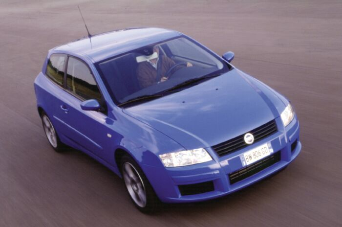 italiaspeed com fiat stilo abarth to offer manual 5 speed gearbox rh italiaspeed com Fiat Stilo Problems Fiat Stilo Schumacher