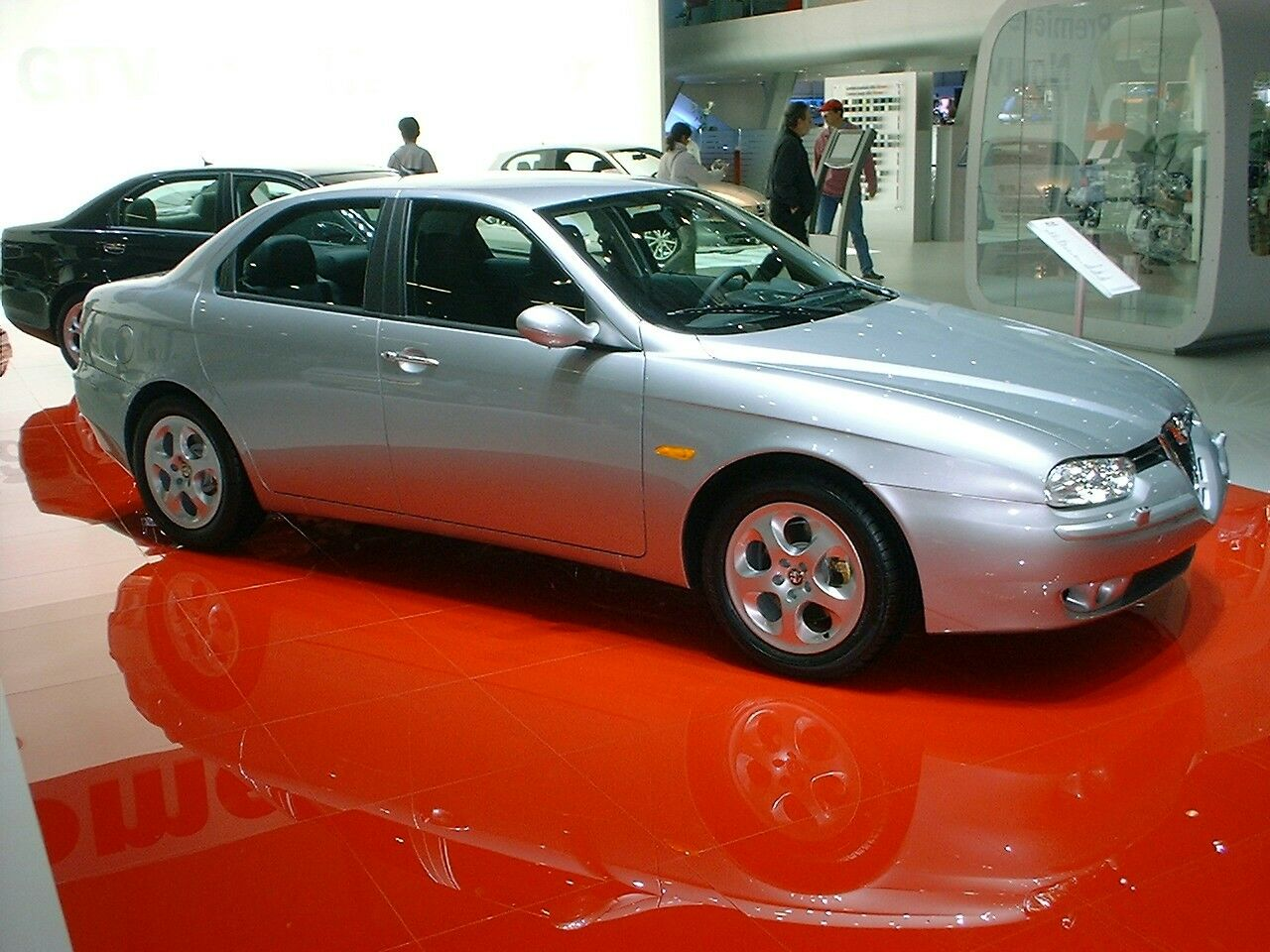 2003 alfa romeo 156 2 5 v6 24v q system related infomation specifications weili automotive network. Black Bedroom Furniture Sets. Home Design Ideas