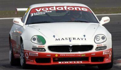 italiaspeed.com: 2003 VODAFONE MASERATI TROFEO GT SERIES
