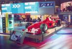 Michael Schumacher's Formula 1 Ferrari at the Frankfurt Motor Show